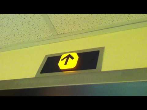 2000 ThyssenKrupp Impulse Traction Elevator At House Of Hope In Omaha, Nebraska