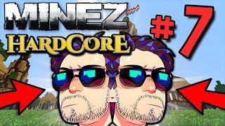 Minecraft MineZ HC #2! - Part 7 (THE MEETUP!)