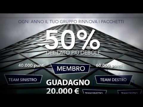 PRESENTAZIONE COINSPACE ITALIA