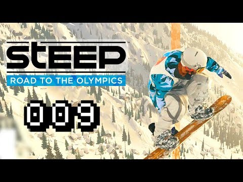 JOHN MUSS PIPI !? - Let's Play Steep Road to the Olympics Gameplay Deu...