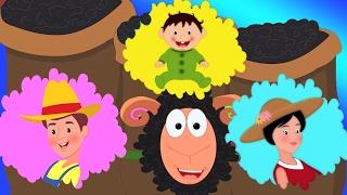 Baa Baa Паршивые овцы | детский стишок | Song For Kids | Kids Rhymes | Baa Baa Black Sheep
