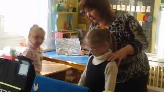 Занятие с детьми Осипова М Н
