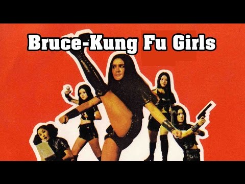 Wu Tang Collection - Bruce-Kung Fu Girls