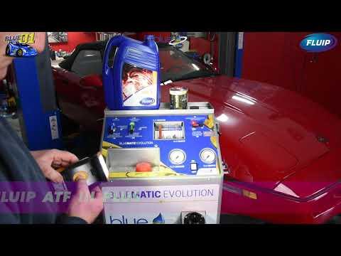 Manutenzione Cambio automatico Corvette C4