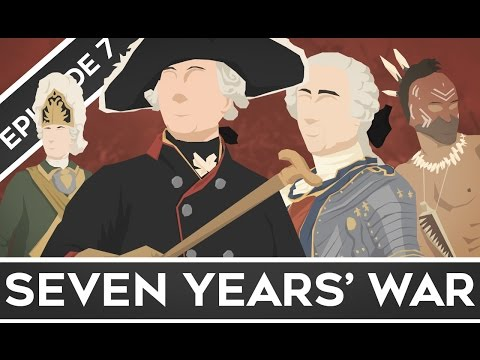 Feature History - Seven Years' War