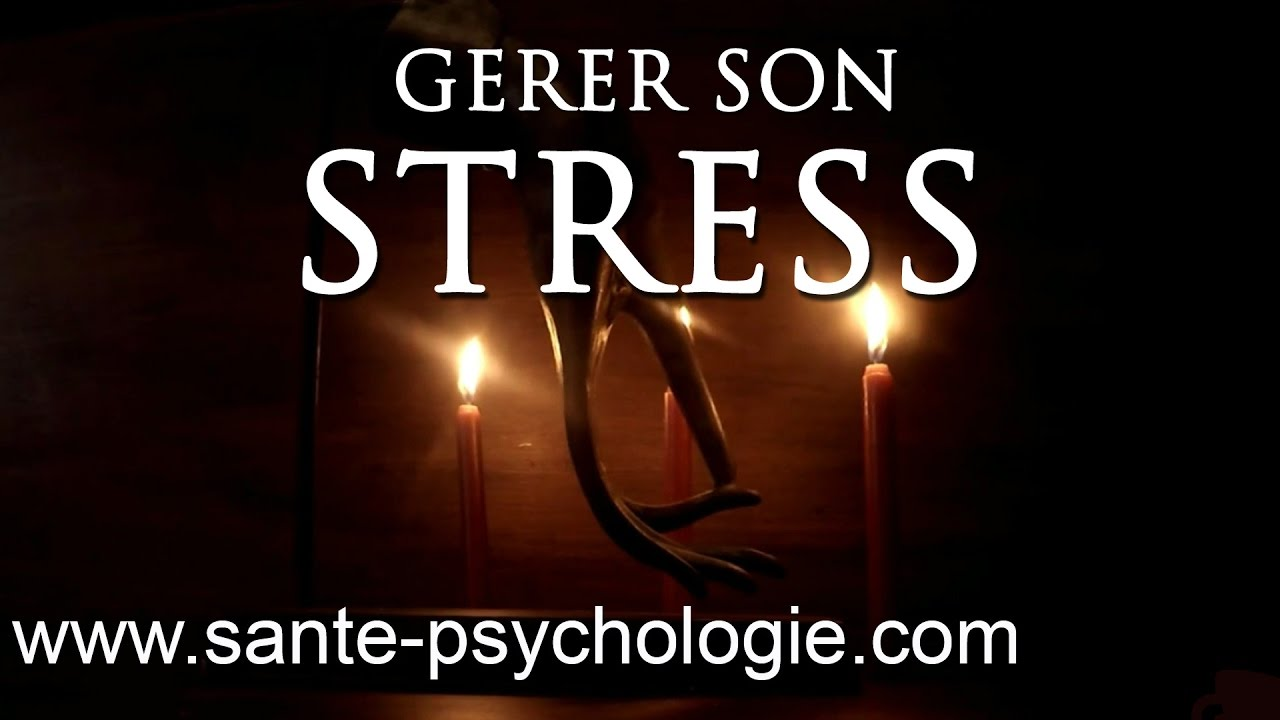 Beliebt Gérer son stress en 6 séances - hypnose anti stress - YouTube BY42