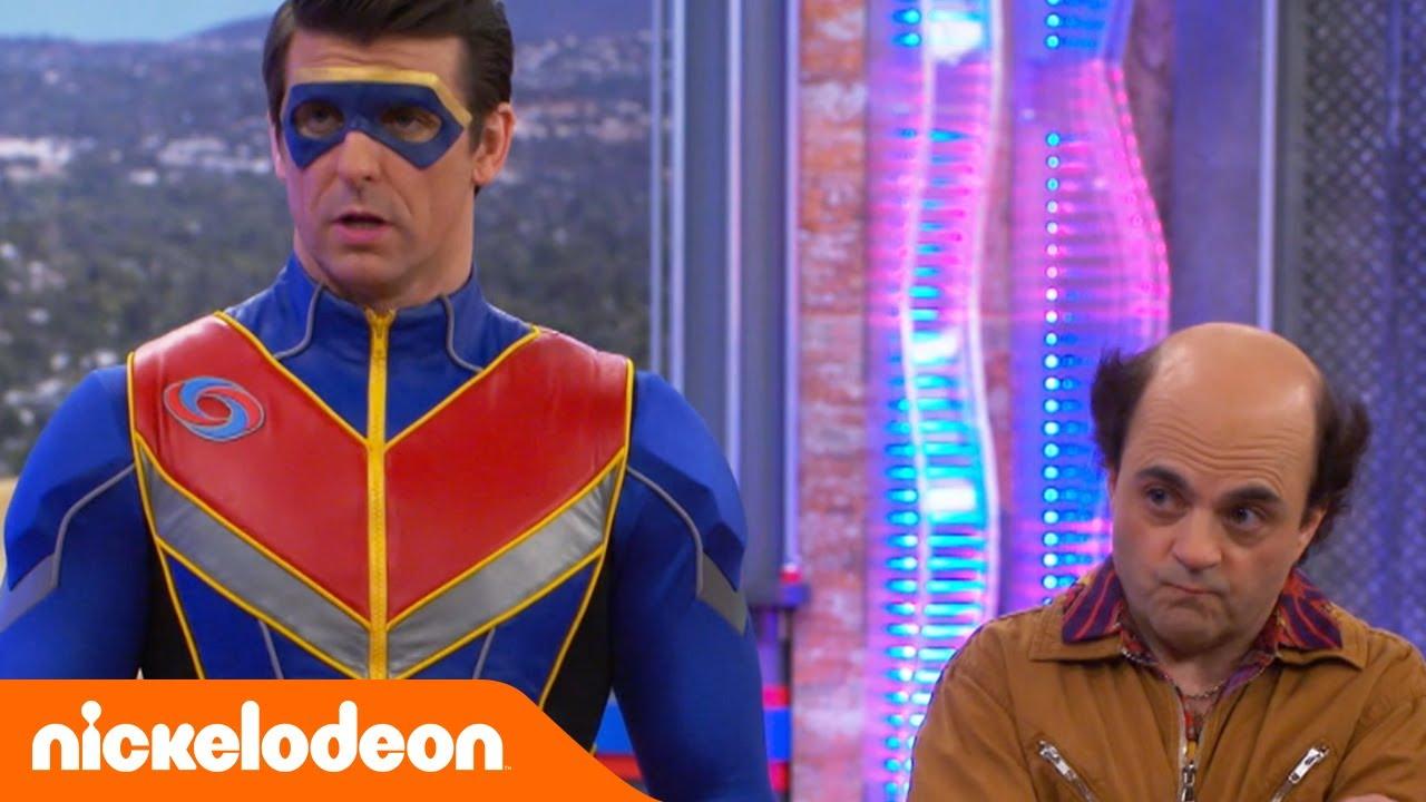 El Nacimiento de Equipo Danger | España | Nickelodeon en Español