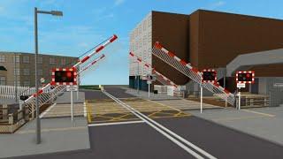 (ROBLOX) Paignton Level Crossing, Devon