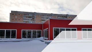 Бизнес-центр или ангар?   TV29.RU (Северодвинск)