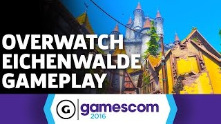 Eichenwalde: We Storm the Castle On Overwatch's New Map