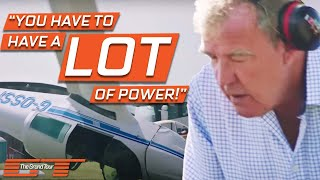 The Grand Tour: Jet Engine Test