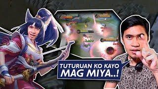 Miya na Sexy, Nagpakitang Gilas sa Rank Game