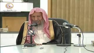 حكم وعظ الناس عند القبر ومناقشة الشيخ صالح لللحيدان للشيخ ابن باز في هذه المسألة