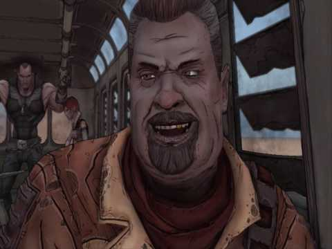 Borderlands Intro  Aint No Rest for the Wickedwmv