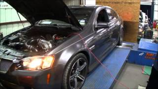 510 Race Engineering ProCharged Pontiac G8