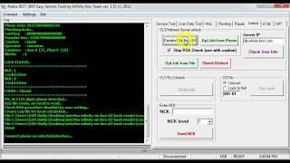 Nokia c5 00 SL3 Hash Reader , unlock sl3, unlock nokia
