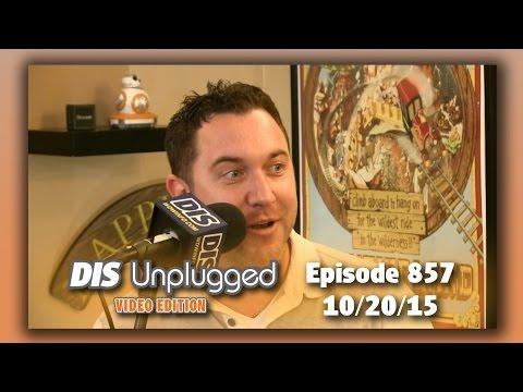 News | DIS Unplugged | 10/20/15