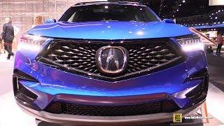 2019 Acura RDX A-Spec - Exterior and Interior Walkaround - 2018 LA Auto Show