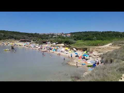 Lopar Rab Paradies Strand Juni 2017