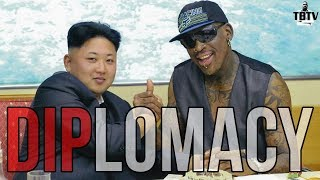 Dennis Rodman Visits North Korea, Takes Credit for Otto Warmbier Release