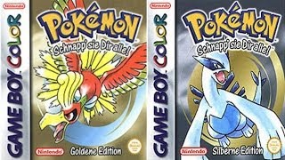 Radio: Pokémon-Marsch - Pokémon Gold & Silber [Audio]