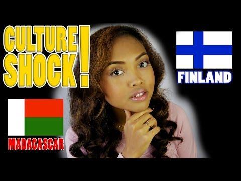 Culture Shock Finland vs Madagascar
