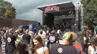 Poppy Seed Grinder live @ Fekal Party 16, 2014   FULLHD