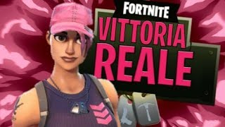 14 BOMBE IN SOLO CON LA NUOVA SKIN LEADER SQUADRA ROSA - FORTNITE BATTLE ROYALE