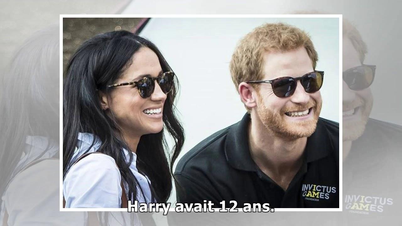 Harry et Meghan : ces photos jamais vues qui vont vous choquer !