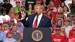 Trump Officially Announces Re-Election Bid