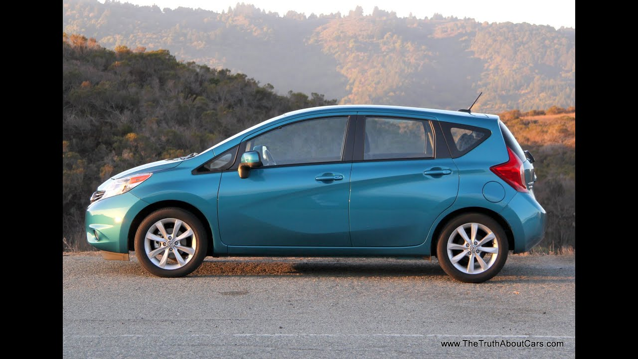 2014 Nissan Versa Note Hatchback Child Seat Review Youtube