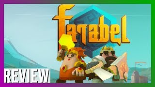 Farabel Review   Turn-based Time Travel that Works