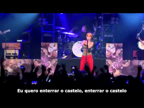 Paramore  Brick By Boring Brick (Legendado PT-BR)
