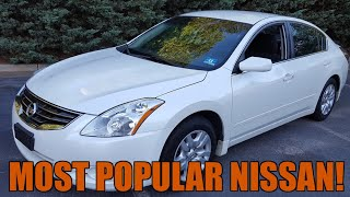 2010 Nissan Altima 2.5 S Review | Imeo Talks Cars