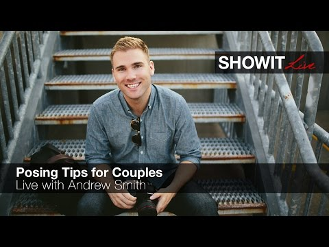 Live: Posing Tips for Couples with Andrew Smith