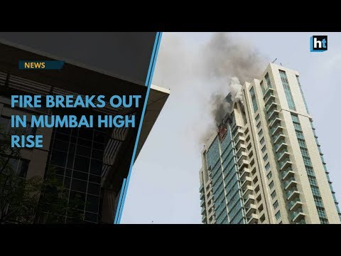 Fire breaks out in Mumbai high rise, no casualties