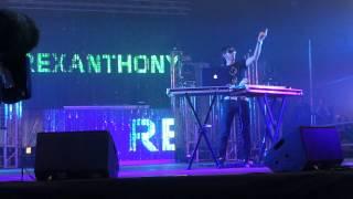 Rexanthony live @ Energia=90