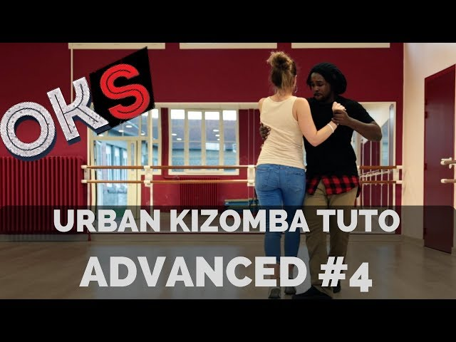 Urban Kizomba Tutorial - Advanced Move #UA4 🎓 OKS 🎓