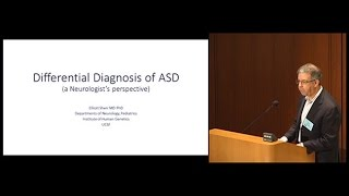 Gambar cover Differential Diagnosis of Autism Spectrum Disorder: A Neurologist's Perspective