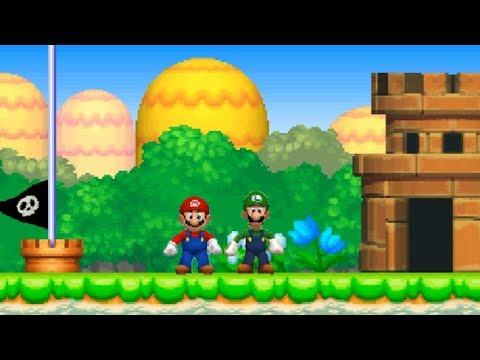 New Super Mario Bros DS - All Secret Levels