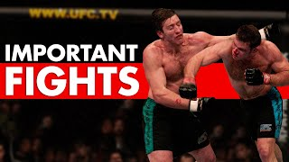 10 Most Important Fights in MMA History