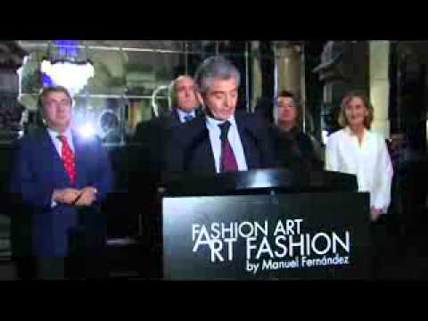 Video Inauguración Fashion Art de Sevilla