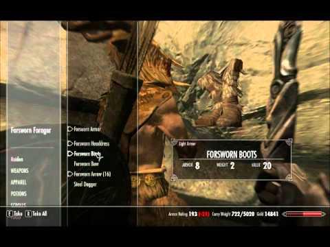 Skyrim: Red Eagle's Fury Questline