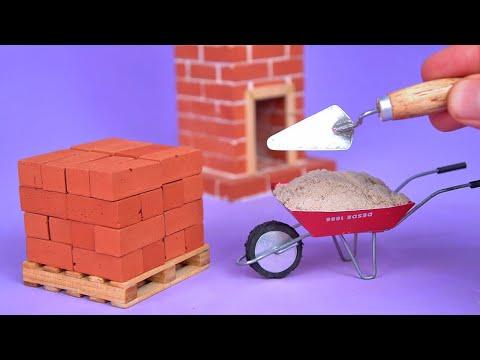 Amazing Mini Construction Kit made for Mini Bricks