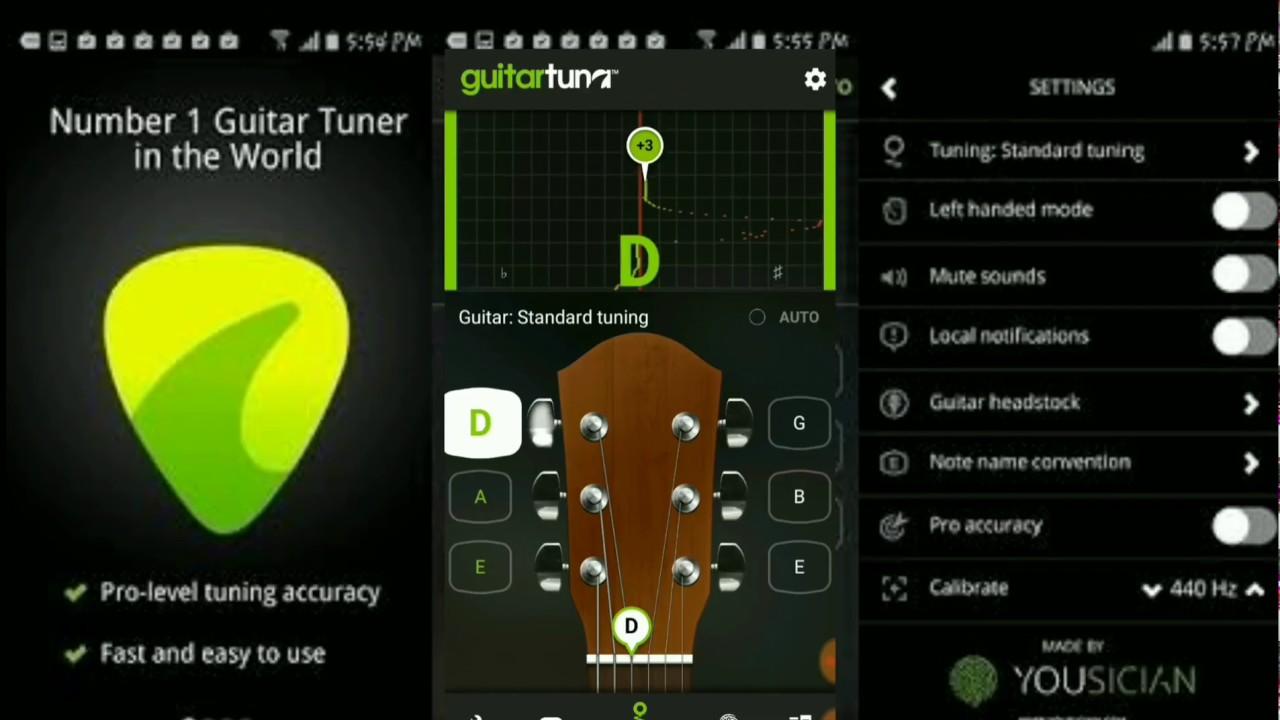 Aplikasi Stem Gitar Terbaik Di Android Pemula Wajib Coba Aplikasi
