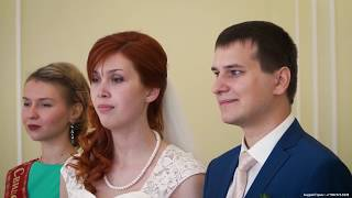 Свадьба Илья и Варвара. Видеосъемка Красноярск.
