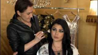 Ievents NYE 2012/2013 TVC- The making of - Assi El Helani & Haifa Wehbe - Directed by Johnny Abdo