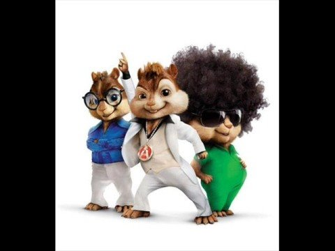 Alvin and the Chipmunks - Dragostea din Tei English Version