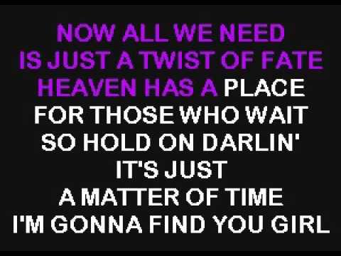 SC8556 02   Sellers, Jason   Matter Of Time, A [karaoke]