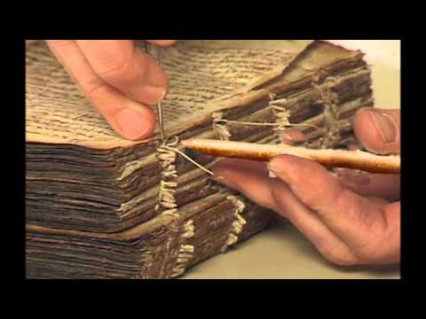 Preservation Of Documents (2nd. Part: Papers)